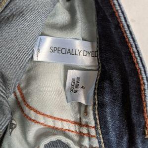 Eddie Bauer Shorts - Eddie Bauer blue Jean Bermuda Shorts